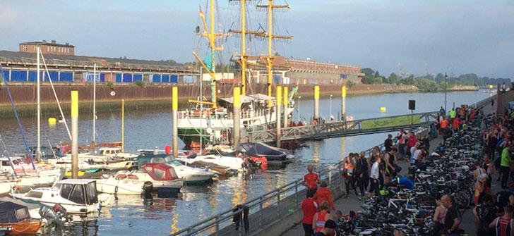 GEWOBA City Triathlon Bremen - Beitragsbild