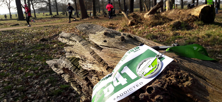 Beitragsbild Richmond Park 10k Run