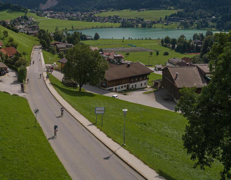 Thiersee Triathlon - Radstrecke