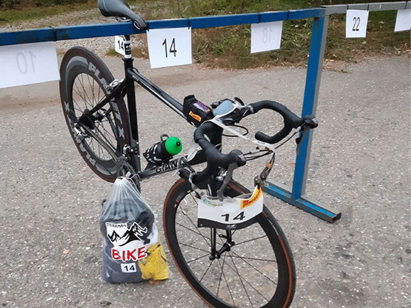 Styrian Xtreme Triathlon - T1