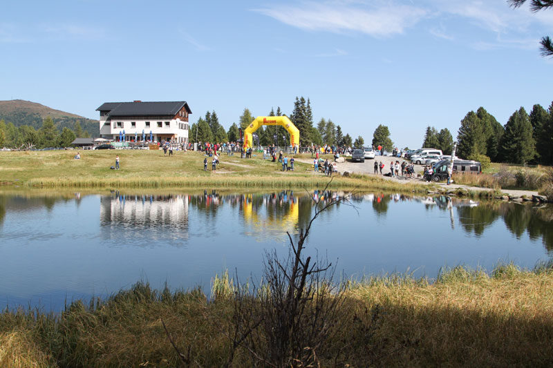 Styrian Xtreme Triathlon - die Finishline - photo by eventDZ