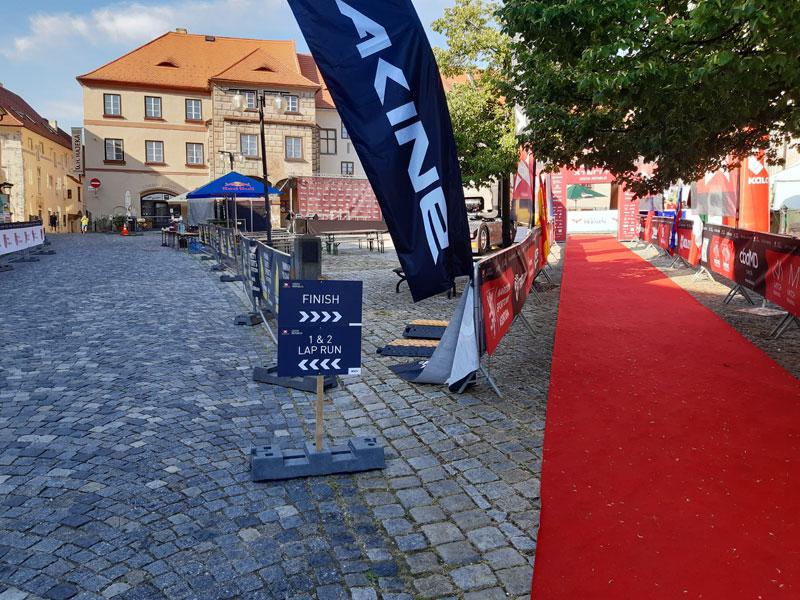 XTerra Czech - Laufrunde oder Finishline